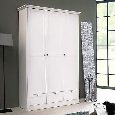 Kleiderschrank mit 3 Türen Landwood