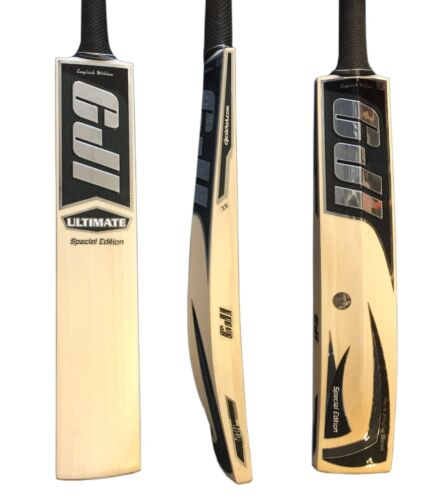 CJI Ultimate Special Edition ENGLISH WILLOW GRADE 1 SHORT HANDLE Various Weights
