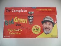 The Complete Red Green Show Dvd High Quantity Collection 50-disc Dvd Set