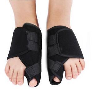 2x-Bunion-Splint-Corrector-Pain-Relief-Big-Toe-Separator-Valgus-Straightener-ZS
