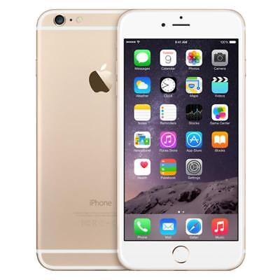 "Oro Apple IPHONE 6 Plus 5.5"" 64GB-NO TOUCH ID-Móvil Libre Teléfono  SmartPhone"