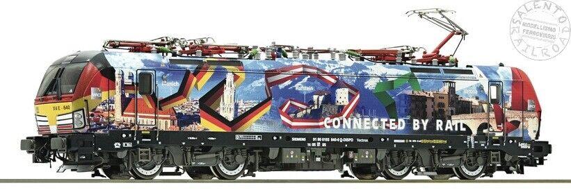 ROCO 73978 locomotiva elettrica MRCE Vectron 193 640-0  - 1 87