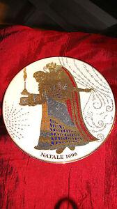 """PIATTO DA COLLEZIONE NATALE 1998 """" I RE MAGI """" ATELIER R.SARTI LEGGENDA BIBLICA - Italia - PIATTO DA COLLEZIONE NATALE 1998 """" I RE MAGI """" ATELIER R.SARTI LEGGENDA BIBLICA - Italia"""