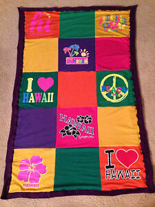Sale Prices Reduced Custom Or Ready Made T Shirt Quilt With Backing