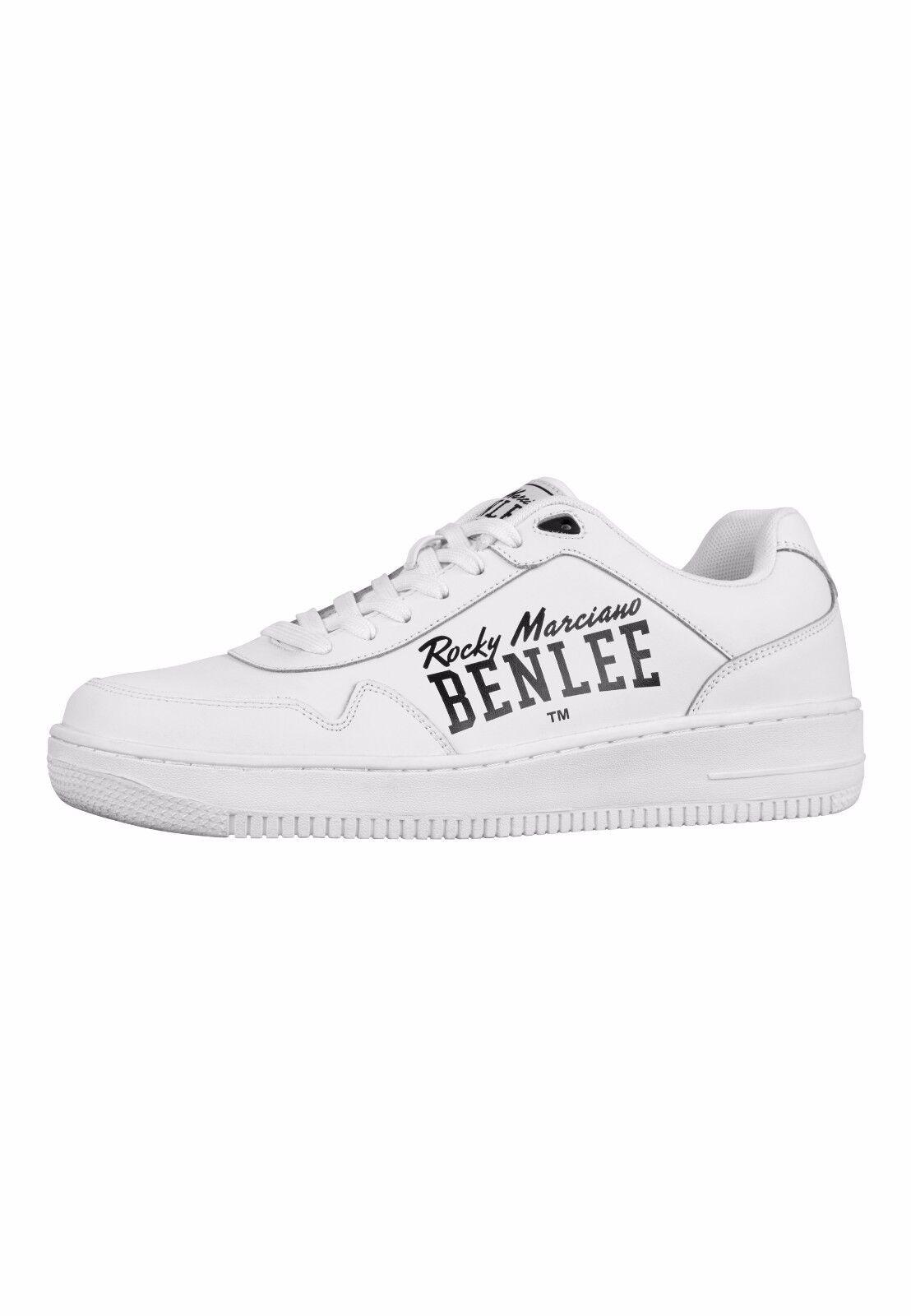 Benlee Benlee Benlee Linwood sneakers – Blanco Zapatos  Weiß 0ff4bb