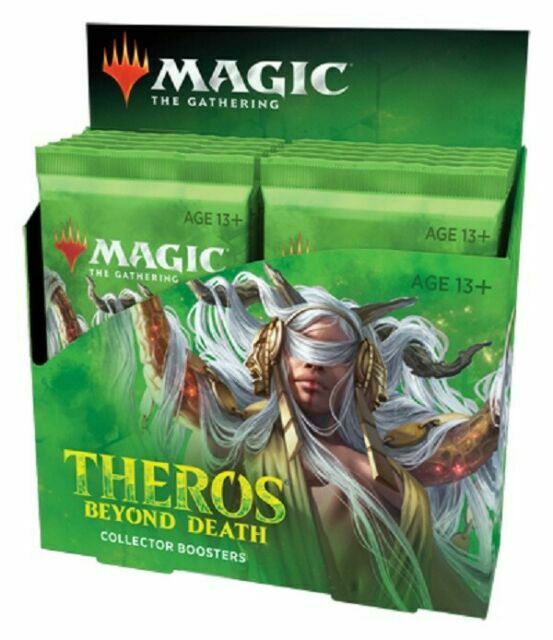 Mtg Theros Collector Cards Choose from List