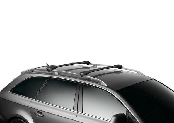 Kit Barre portatutto THULE WingBar Edge nero GOLF SPORTSVAN 5P Barre Longitudina