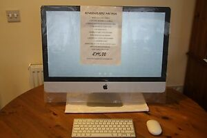 REFURBISHED 27034 APPLE IMAC A1312 COMPLETE - READING, Berkshire, United Kingdom - REFURBISHED 27034 APPLE IMAC A1312 COMPLETE - READING, Berkshire, United Kingdom