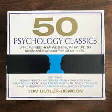 50 psychology classics who we are how we think what we do 50 classics