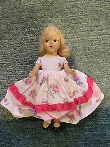 vintage composition dolls