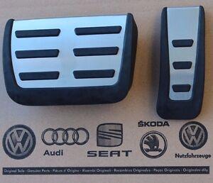 Audi-RS5-original-Pedalset-Pedale-Pedalkappen-A4-B8-S4-RS4-A5-S5-Q5-A6-4F-S6-RS6