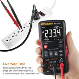 Digitale multimetro Fluke oscilloscopio analogico puntali Amplificatore di Tensione NUOVO