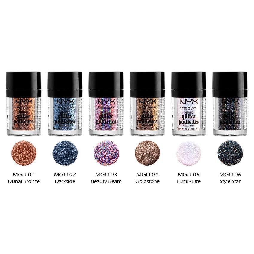 Metallic Glitter by NYX Professional Makeup #17