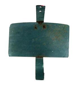 Rusty Underneath Vintage Heavy Metal Garden Wall Mount Hose Hanger Rack 0011010 Ebay