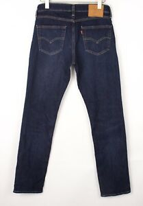 Levi's Strauss & Co Hommes 511 Slim Jeans Extensible Taille W31 L32