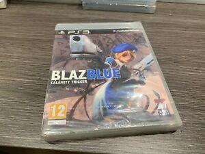 Blazblue Calamity Trigger PS3 Ausgabe Spanisch Ovp Neue Pal Verschlossen