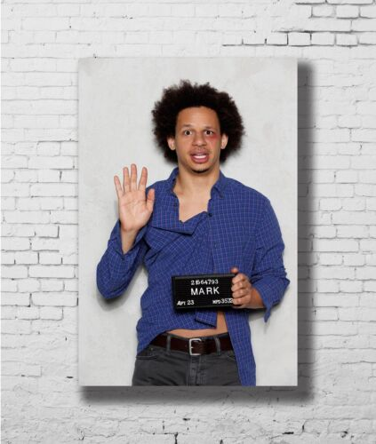 Hot Gift Poster Eric Andre Crazy Funny Comedian TV Show 40x27 30x20 36x24 F-3035