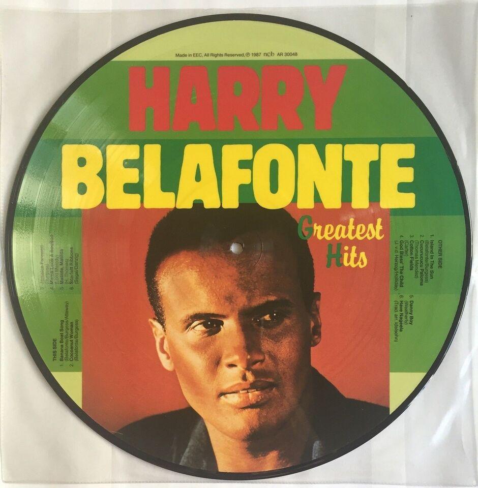 harry belafonte greatest hits vinyl