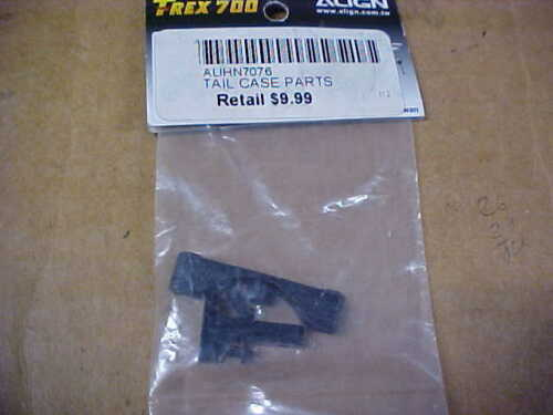 NEW TREX 700 ALIGN HELICOPTER PART HN7076T = TAIL CASE PARTS