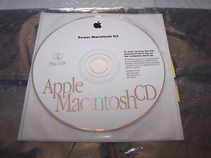 Apple-Mac-OS-System-8-1-Install-CD-for-Power-Macintosh-G3-SSW-8-1-691-1924-A