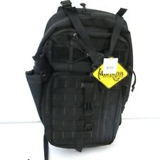 "Maxpedition Kodiak Gearslinger 0432B Black Main compartment measures 18 1//2/"" x"