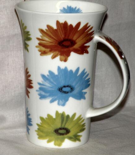 Jumbo Kaffeebecher Blütenmotiv 0,6 ltr.