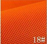 Tacto nº 18 naranja flúor 160cm ancho 3mm espesor