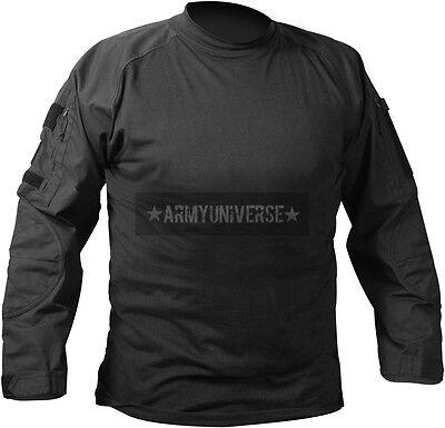 Military Heat Resistant Tactical Long Sleeve Lightweight Combat Shirt