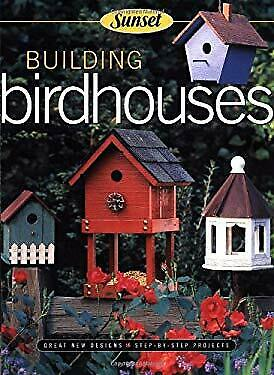 Building Birdhouses by Vandervort, Don -ExLibrary