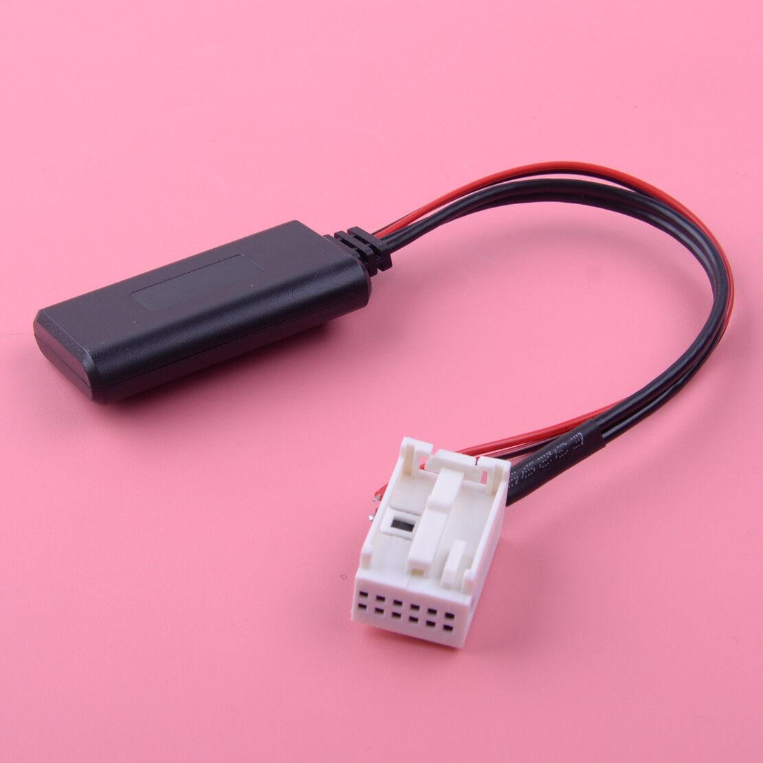 Bluetooth Adapter Aux Cable For BMW E60 2004-10 E63 E64 E61 Stereo Radio Audio