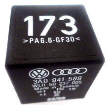 93-12 VW BEETLE GOLF JETTA PASSAT WINDSHIELD WIPER FUSE RELAY #173 OEM