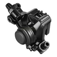 Shimano Br-m375 Mechanical Disc Brake Caliper W/pads Mtb Bicycle Bike Black