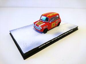 Austin Mini James Bond 007 Ohmss 143 Diecast Model Car Dy071 Ebay
