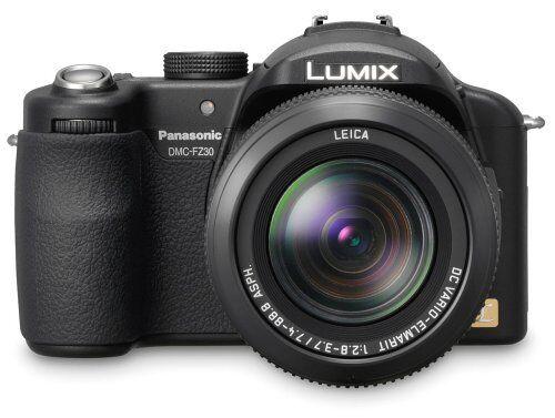 panasonic lumix dmc fz30 8 0mp digital camera black ebay rh ebay com Panasonic DMC TZ3 Manual Panasonic DMC TZ3 Review