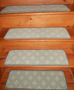 Etonnant Details About 13 Step 9u0027u0027 X 30u0027u0027 +1 Runner 29u0027u0027 X 102u0027u0027 Tufted Carpet Wool  Woven Stair Treads.