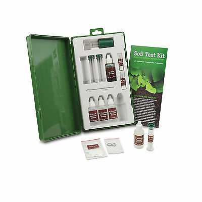 RAPITEST 1662 PREMIUM SOIL TEST KIT LAWN FLOWER PLANT TEST GARDEN TESTER pH  NPK 97395216628 | eBay