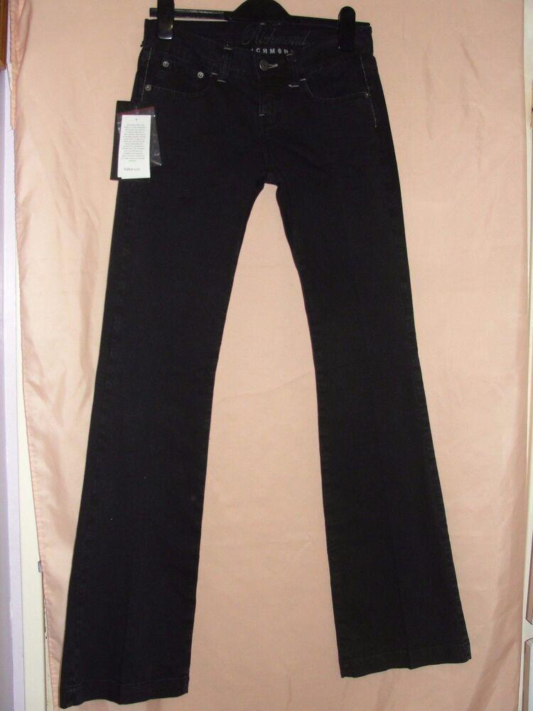Affaire!!! Richmond Denim Jeans-taille 27