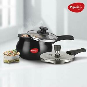 Pigeon Pressure Cooker Combo Set With Common Lid | #1 2020