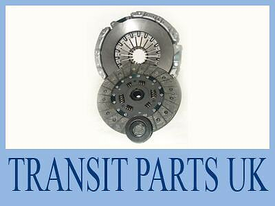 Ford Transit Embrague Kit 2.5 D 1991-2000 3 Piezas Nuevo