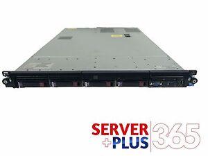 HP ProLiant DL360 G7 4-Bay 2x Quad-Core E5620 2.4GHz 6GB RAM P410i Server