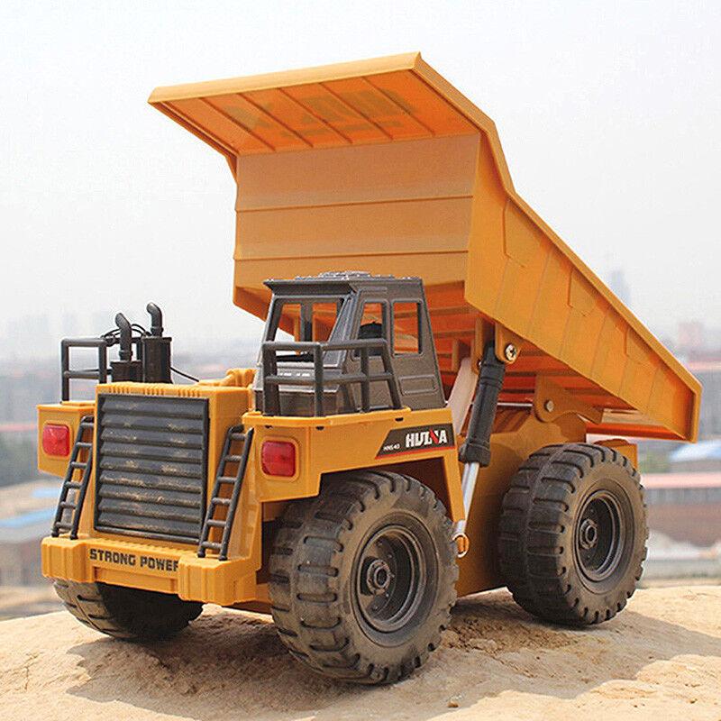 Rc jouet 6 kanal 40mhz camion  nun basculante t  l  ontvangst contant betaalbaar v  hicule