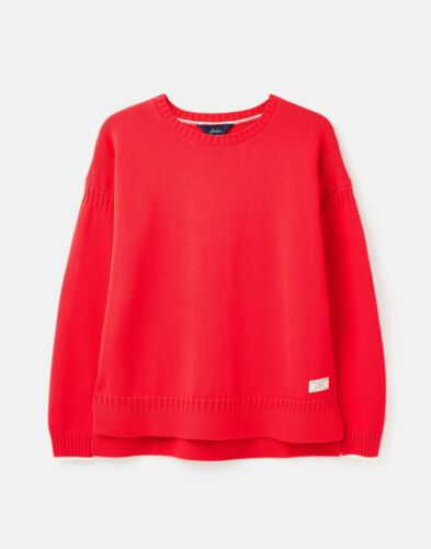 Joules 213240 Câble Cou Pull-Rouge