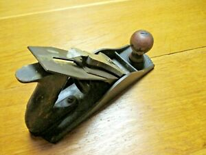 Stanley/Bailey Wood Plane 4 1/2.  Antique Wood Plane Made in U.S. A.