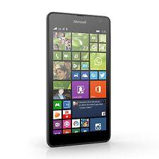Microsoft Lumia 535, 5 inch UK SIM-Free 3G Window Smartphone Wifi , Black Colour