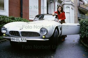 Vicky-Leandros-At-Cabriolet-Photo-20-X-30-CM-Without-Autograph-Nr-2-17