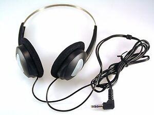 COMPUTER-STEREO-regolabile-nero-cuffie-cuffie-3-5mm-SPINA-JACK-5-pz-om0803