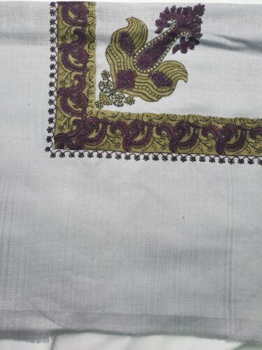 Yemeni Arab Shawl Embroidery Shemagh Headscarf Scarf Islamic Men/'s Sufi Scarf
