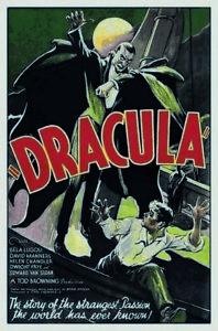Dracula-Blechschild-Metallschild-Schild-gewoelbt-Metal-Tin-Sign-20-x-30-cm