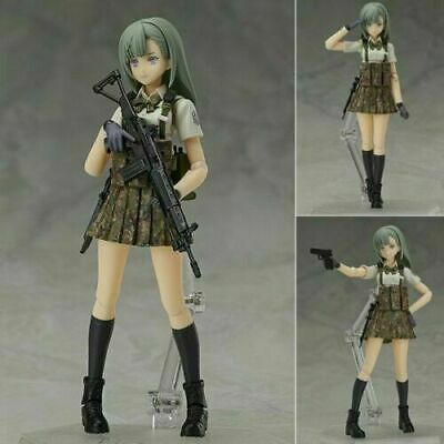 Figma #SP-111 Toyosaki Ena Little Armory USA Seller Authentic In Stock