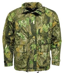 C5-Stormkloth-Camouflage-Waterproof-Delux-Hunting-Fishing-Camo-Jacket-Coat